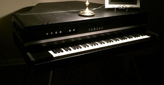 I have dreams of Prince knocking on my door handing out Jehovah's Witness pamphlets but instead he plays a private concert on my Yamaha CP-70
