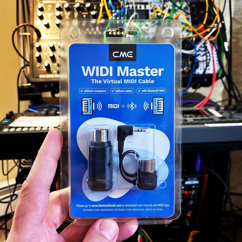 WIDI Master Bluetooth MIDI
