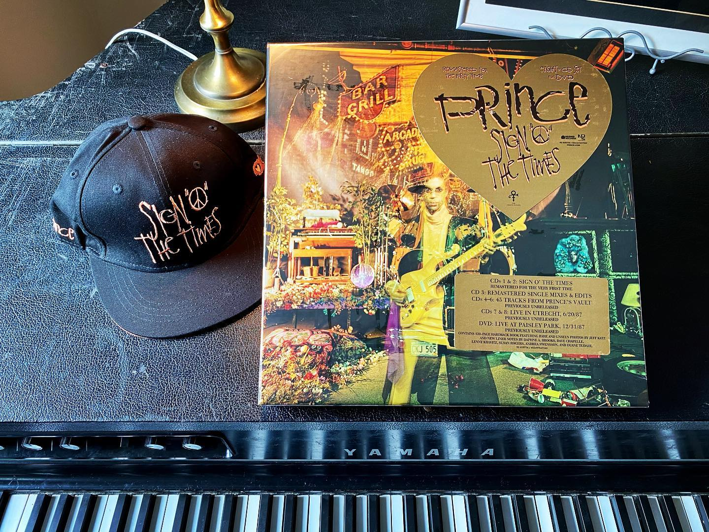 Prince's Sign O' The Times Super Deluxe Edition