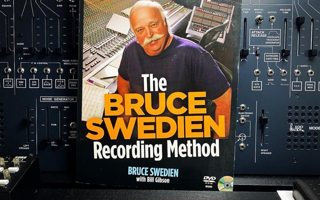 RIP Bruce Swedien