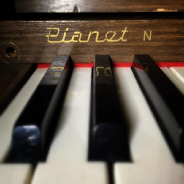 """The Hohner Pianet is also know as a """"Bitchin' Wurly"""" because it sounds like a Wurlitzer with a bite. It's not as popular as the Hohner Clavinet but it's pretty funky"""
