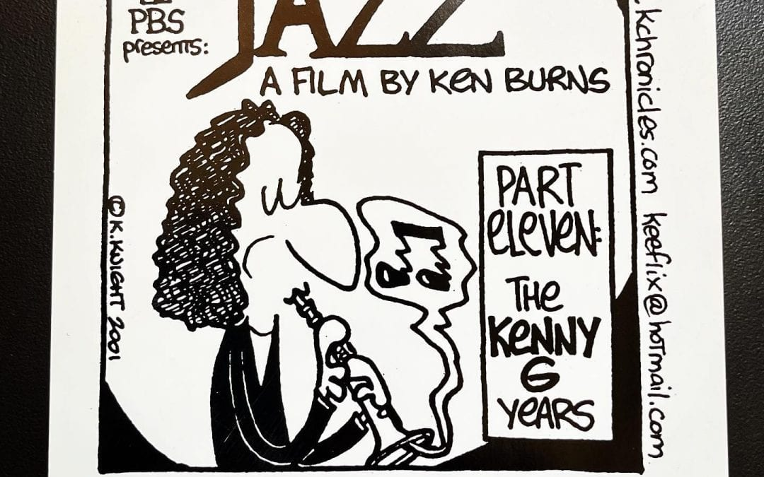 Jazz Part 11: The Kenny G Years