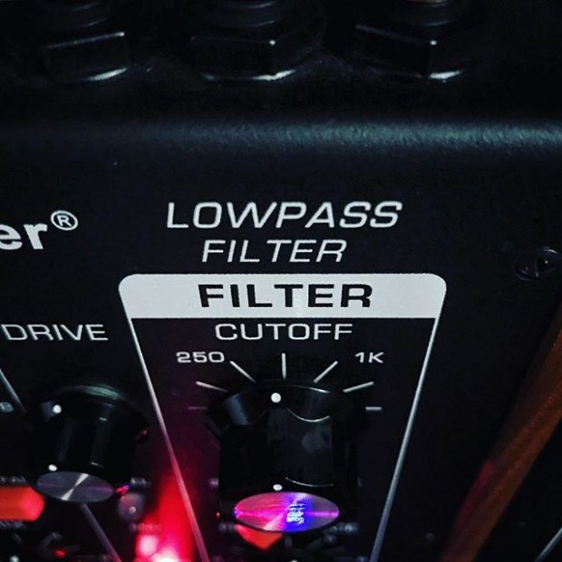 Synthesizer Wisdom: Lows will pass
