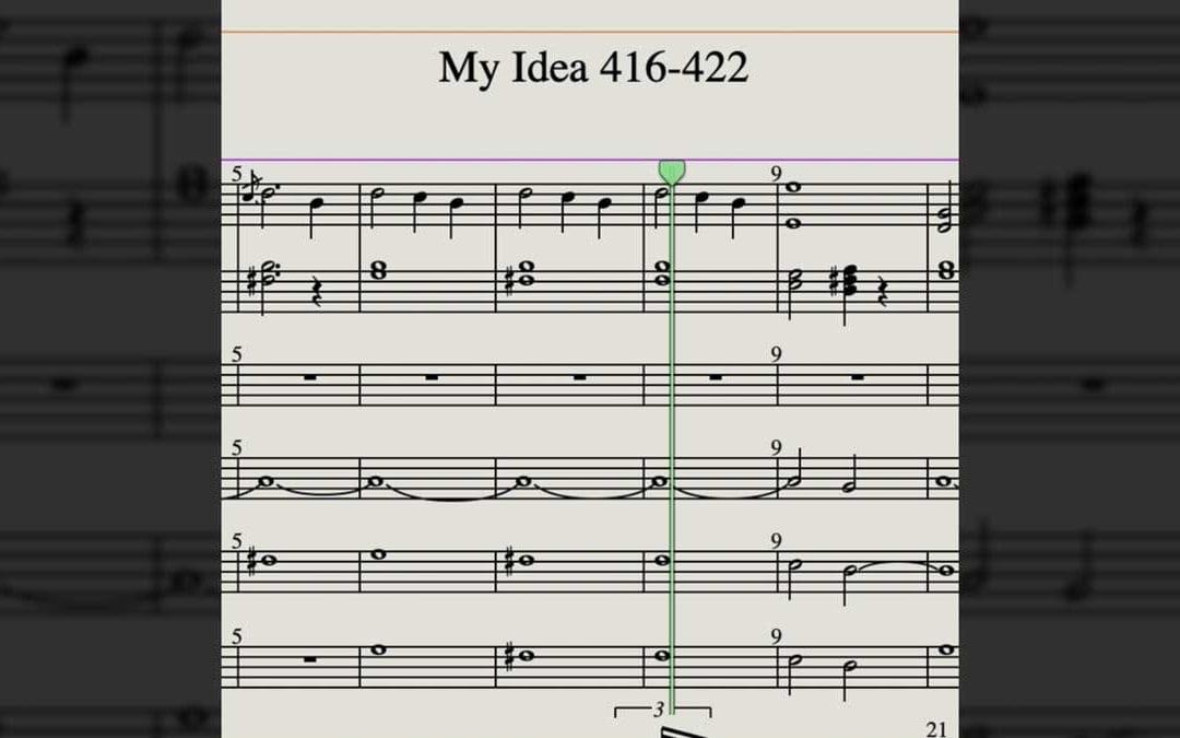 My Idea 416-422