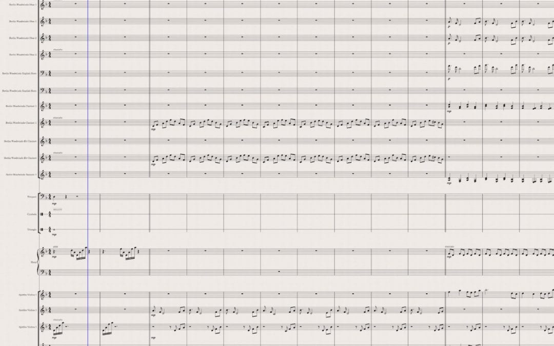 Strings & Woodwinds #331 Dmin 75bpm Skyfall