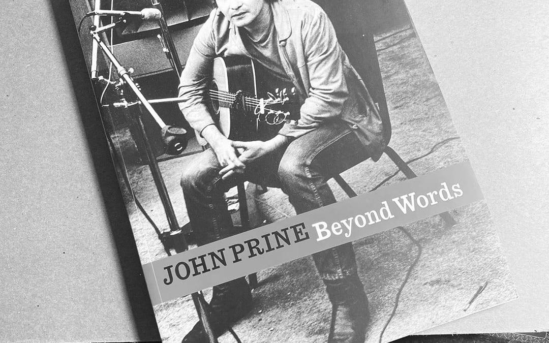 Damn. John Prine. Beyond words. RIP.