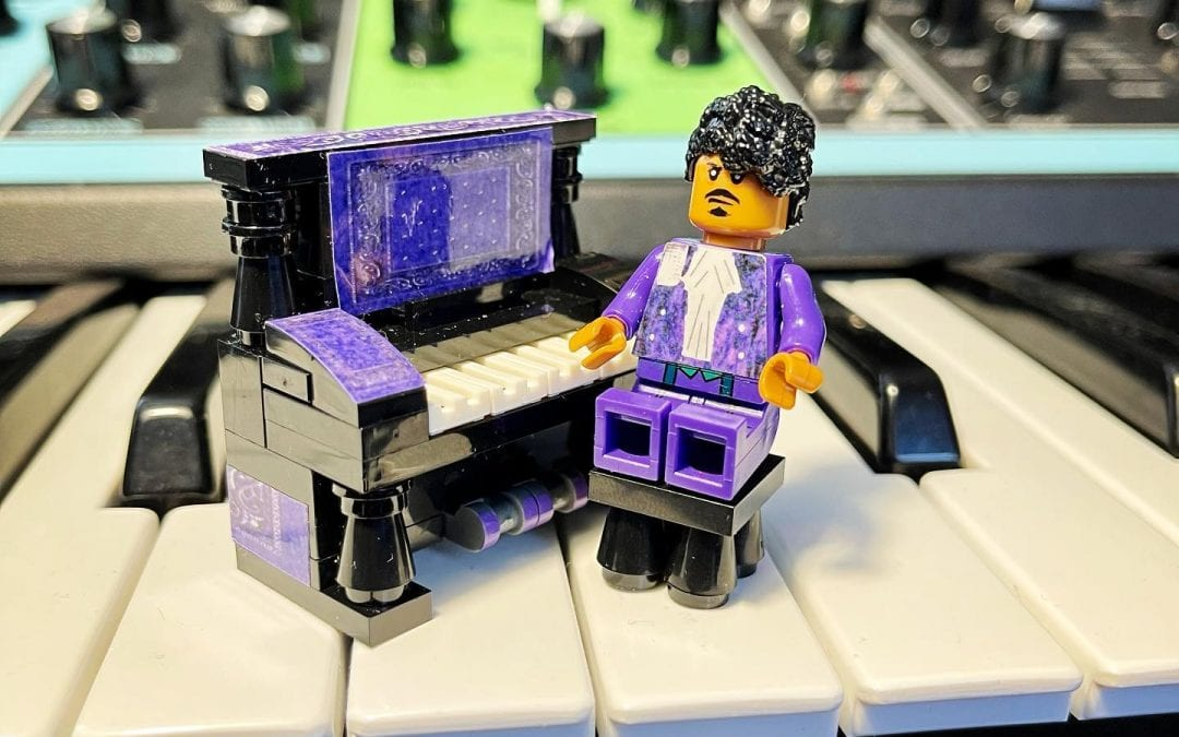 Prince Lego