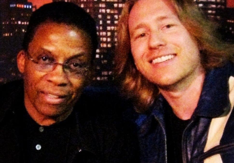 Happy 80th birthday to Herbie Hancock