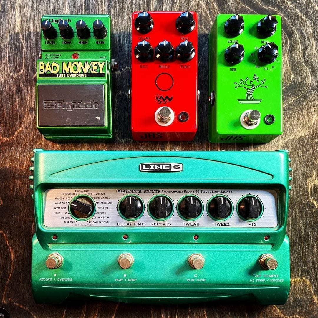 It's green pedal day! ☘️