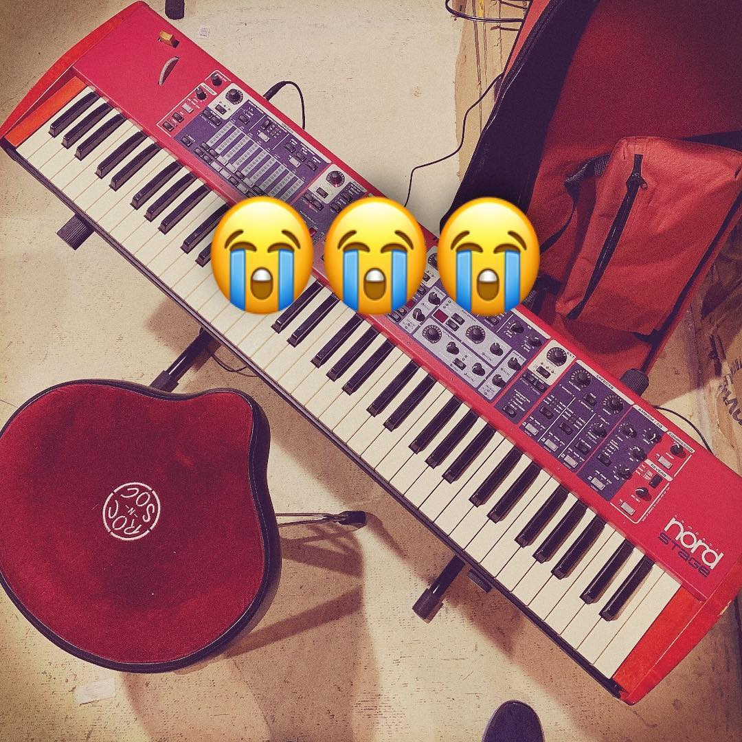Who else gets sad when you sell old instruments? Just played this trusty companion for the last time